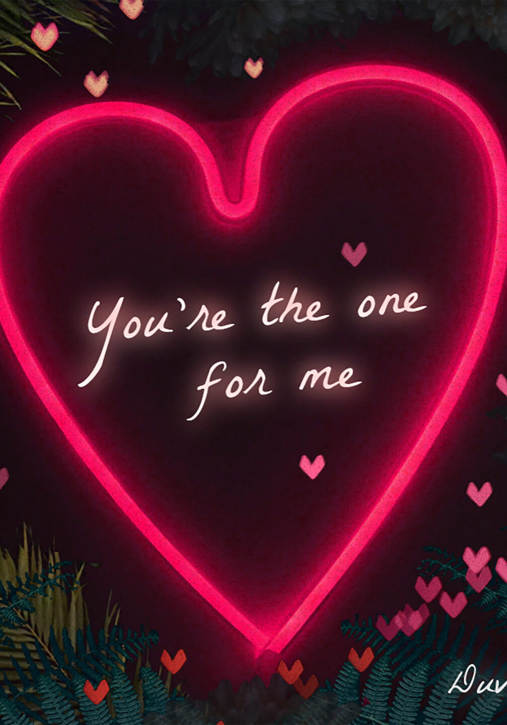 Your're the One For Me - Duvestar (Marie Glad and Oisin Lunny)